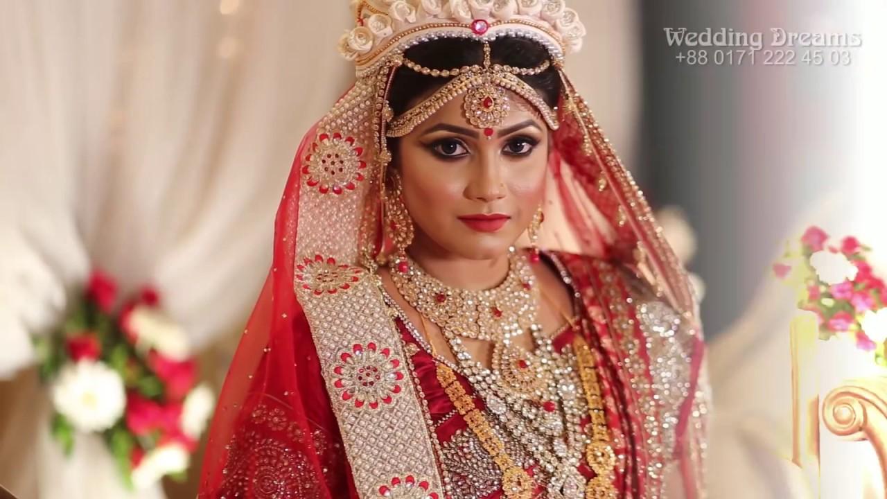 Bangladeshi Hindu wedding ceremony in dhaka - YouTube