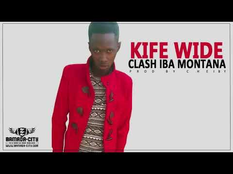 KIFF WIDE - CLASH IBA MONTANA