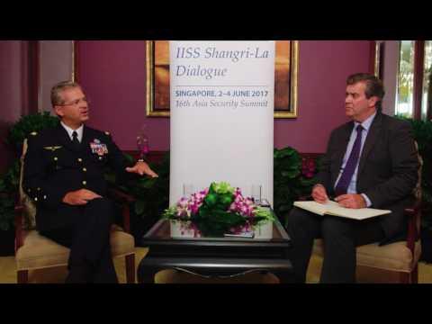 IISS Shangri-La Dialogue 2017: General Denis Mercier