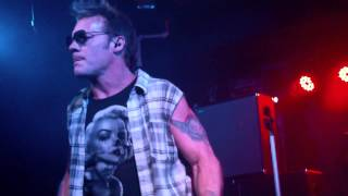 "Fozzy - ""Inside My Head"" Live at Peabody"