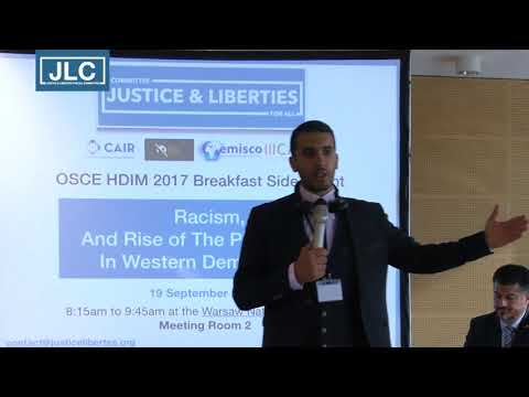 Racism and the police state in the west - Yasser Louati 1/4