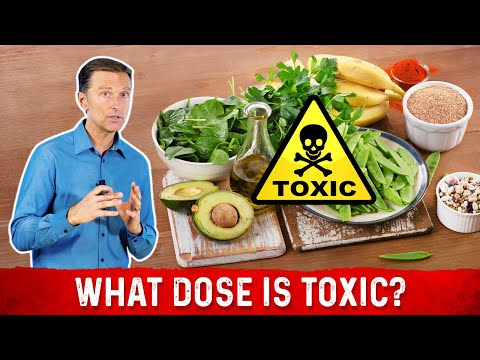 Can High Dosages of Potassium Be Toxic?