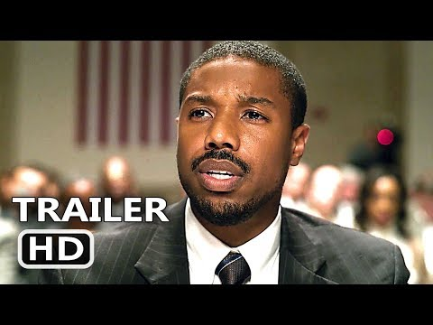 JUST MERCY Trailer (2019) Brie Larson, Michael B. Jordan Drama Movie