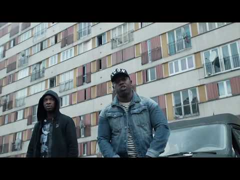 Podgy Figures ft. Scrufizzer - Mans Up (Prod. by Dott Rotten) [Music Video] | GRM Daily