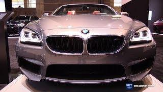 2018 BMW M6 Cabriolet - Exterior and Interior Walkaround - 2018 Chicago Auto Show