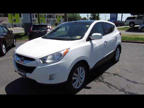 2012 Hyundai Tucson Limited Walkaround, Start up, Tour and Overview