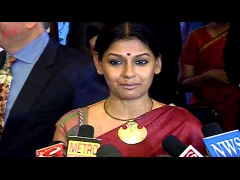 Nandita Das at premier of film fearless nadia