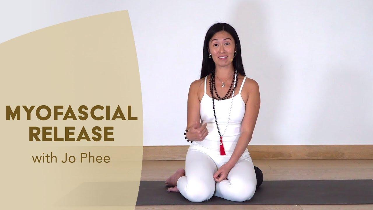Myofascial Release with Jo Phee Trailer