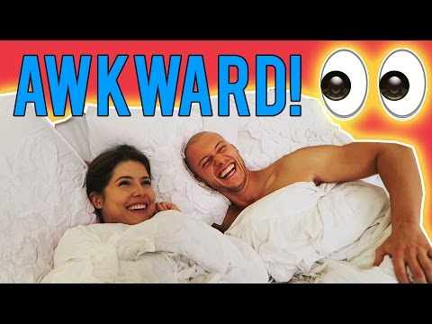HE CAUGHT ME PEEKING! | Amanda Cerny