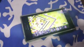 Clash of clans of attack got 1 star by harsh and vedant