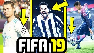 FIFA 19 AMAZING Realism and Attention To Detail - Champions League (Frostbite Engine)