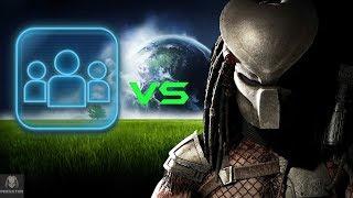 Civil War - PREDATOR Battles Against His Own Clan (VØX)   + Old School Robots Match   War Robots