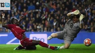 Sadio Mané buteur contre le Fc Porto en match retour de la LDC