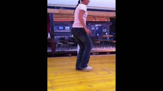 Linedance, Sweat Foxy Feet langsam! *Rodeo Style, Stepvideo