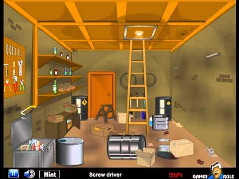 Escape The Room Youtube Walkthrough