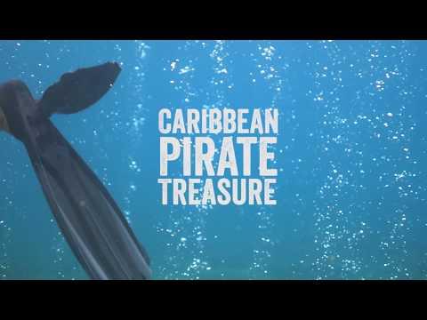 Caribbean Pirate Treasure  (Shane O & the Cousteau's go Behind the Scenes)