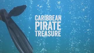Caribbean Pirate Treasure  (Shane O & the Cousteau