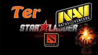 NaVi vs TR (07.04.14) Starladder 9 Dota 2 (RUS) SLTV