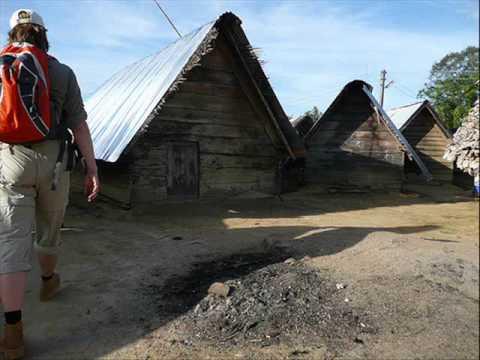 rural life... Suriname (South America)