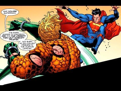 Superman vs. Aquaman
