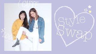 Style Swap Challenge ft. Joan Kim