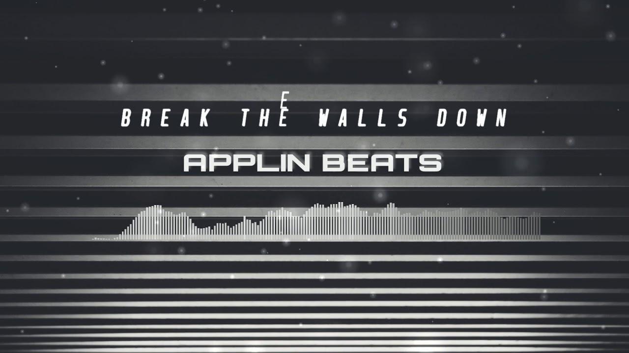 DARK ATMOSPHERIC TRAP BEAT - ,,Break The Walls Down '' 100 BPM
