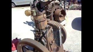 millot C4 et C4B moteur fixe