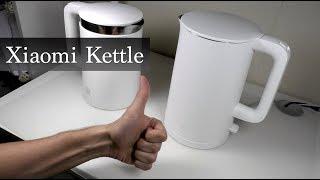 Новый чайник Xiaomi 1.5L Electric Water Kettle - вообще не умный