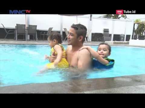 Pasha Ungu Menantang Anak Untuk Berenang  - Mom & Kids (14/5)