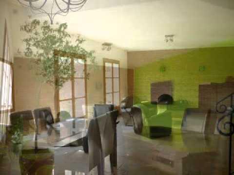 A vendre maison conception moderne et originale en duplex for Maison duplex moderne