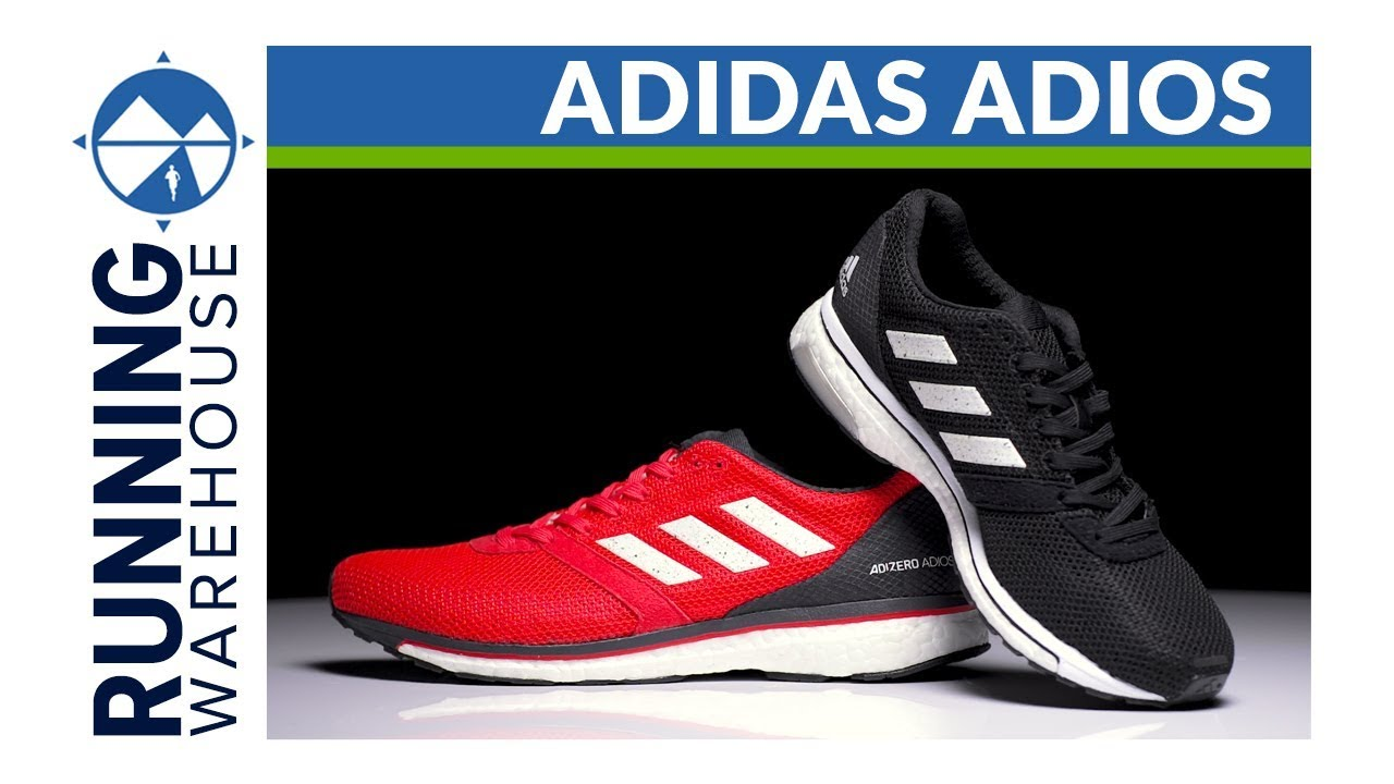 innovative design beee3 16edb adidas adizero adios 4 First Look Review