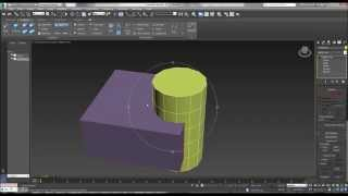 a great use for the 3ds max cut and vertex snap tool