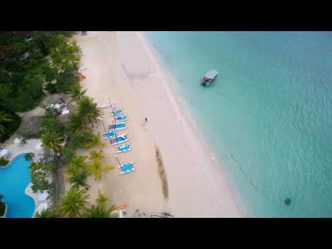 7 Mile Beach Negril at Couples Swept Away by Majestic Dream Vacations!