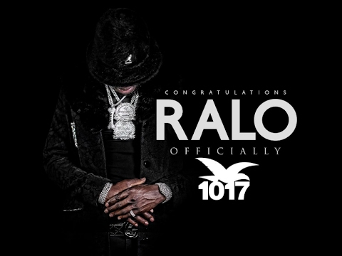 GUCCI MANE SIGNS RALO TO 1017 ESKIMO RECORDS!!!! ~EXCLUSIVE VIDEO~
