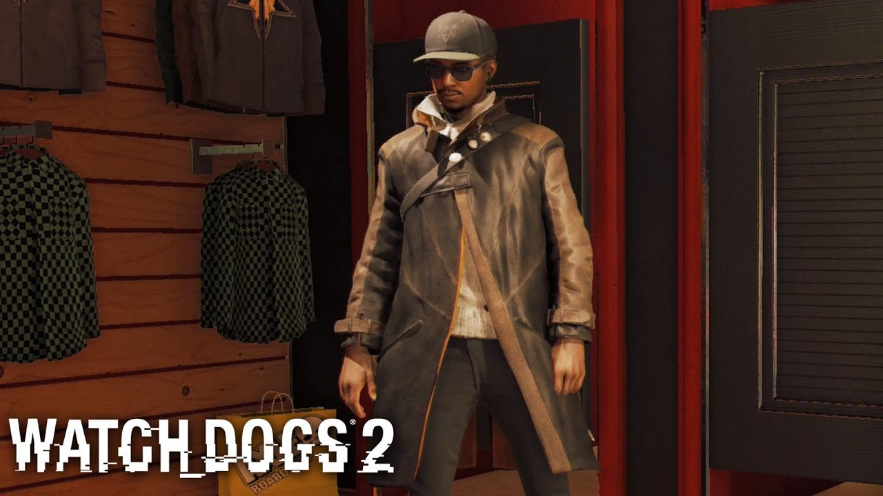 Watch Dogs  Outfit Unlock