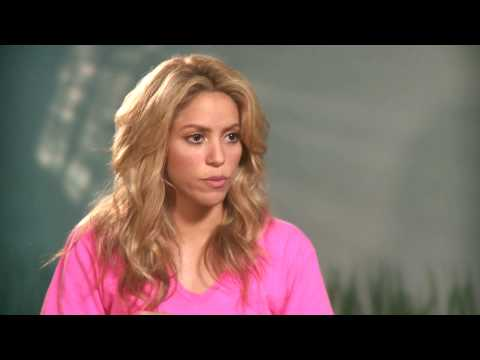 YouTube Presents: An Interview with Shakira