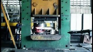 """Forjas de Santa Clara - Fabricación de Bridas """"Welding Neck"""""""