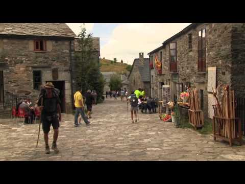 Cammino di Santiago - Giornata Tipo del Pellegrino - Pilgrim typical day on the St.James Way