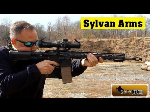 Sylvan Arms AR Folding Stock Adapter Review