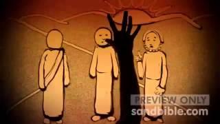 Easter Sand Animation Part IV   Resurrection, Ascension   Luke 24   Sand Bible
