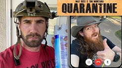 """""""Quarantine"""" a song by Mat Best and Tim Montana"""