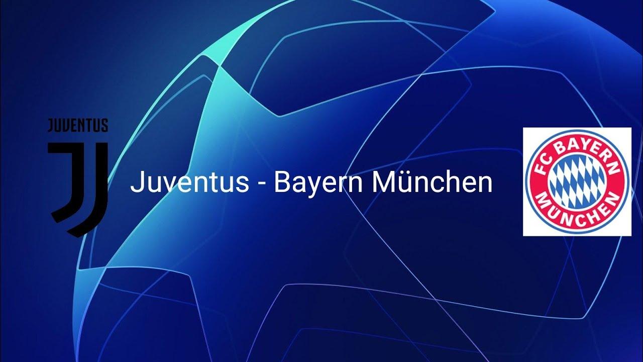 Juventus - Bayern München Bajnokok Ligája Negyeddöntő ...