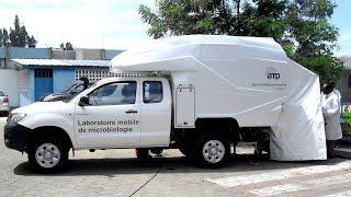 LaboMobil®  : investiguer une épidémie de méningite dans les zones reculées