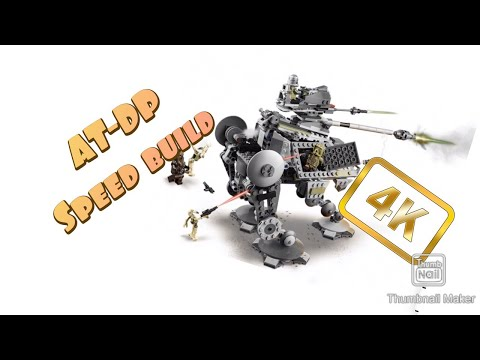 Lego Star Wars AT-AP  | Speed Build | New Intro