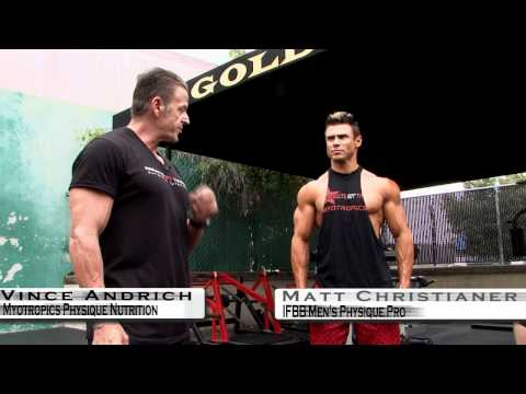 Physique 2.0 Training Series: Dumbbell Side Swings