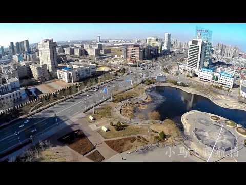 Tangshan China-唐山风光 (高新区一角)