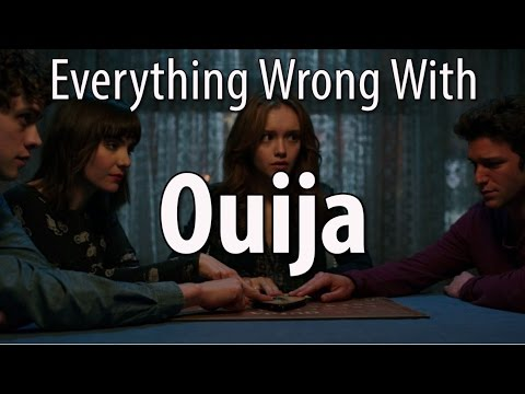 Everything Wrong With Ouija In 16 Minutes...