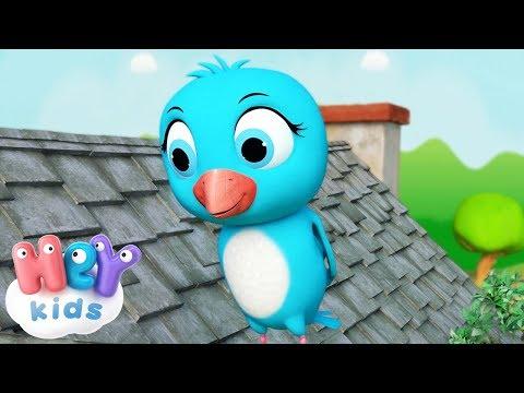 Alouette, gentille alouette - Chansons et comptines pour bébé   HeyKids