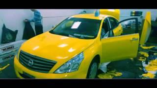 Оклейка такси(, 2014-05-01T02:37:52.000Z)
