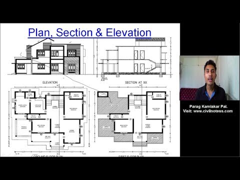 How to study the civil engineering drawings ?